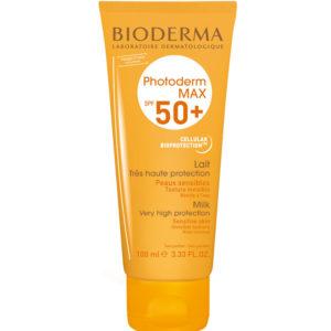 Photoderm, päikesekaitse, dermatoloogiline hooldus, kerge päevituskreem, tugev päikesekaitse, kogu pere päikesekreem